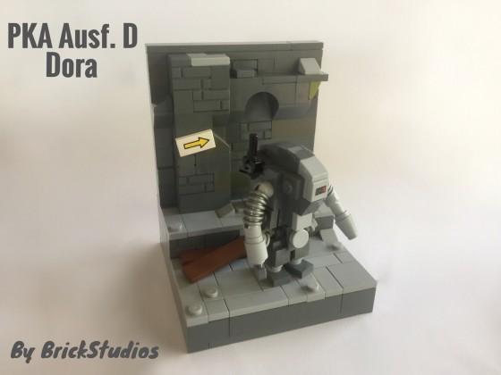 Ma.K PKA Ausf. D - Dora
