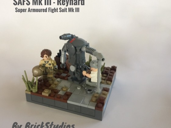 Ma.K SAFS Mk III - Reynard