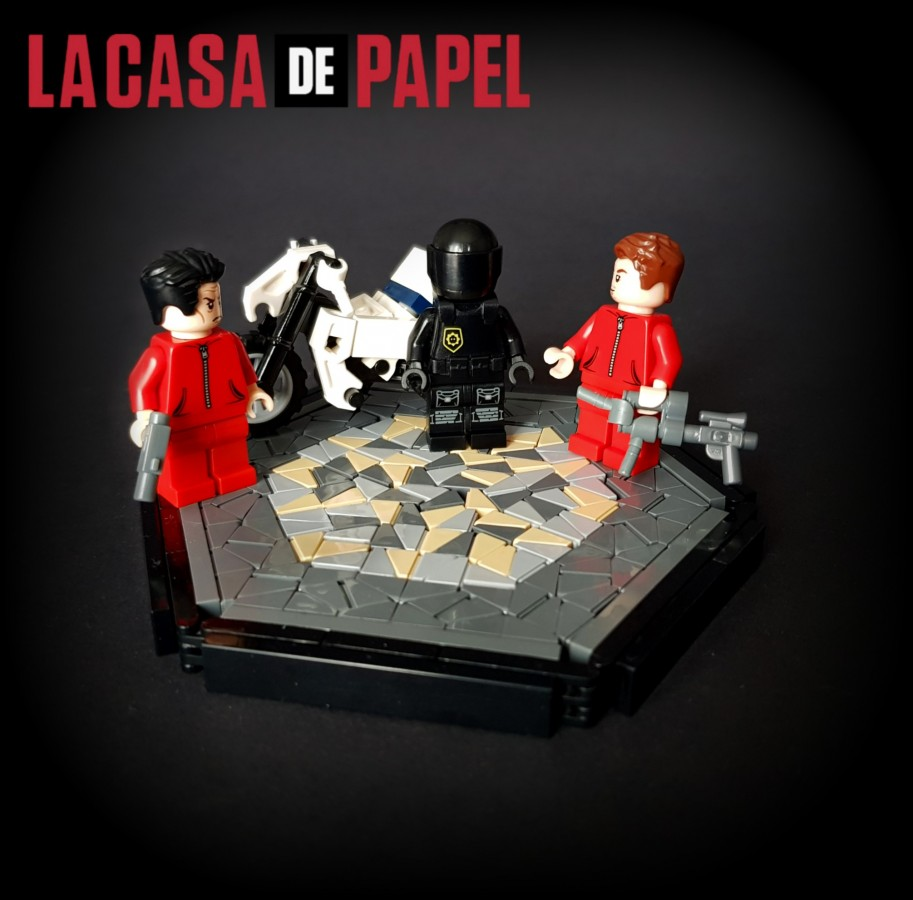 La casa de papel - The Comeback