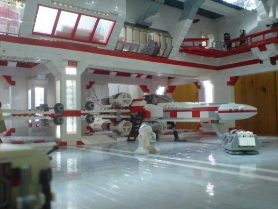 Hangar der Rebellen