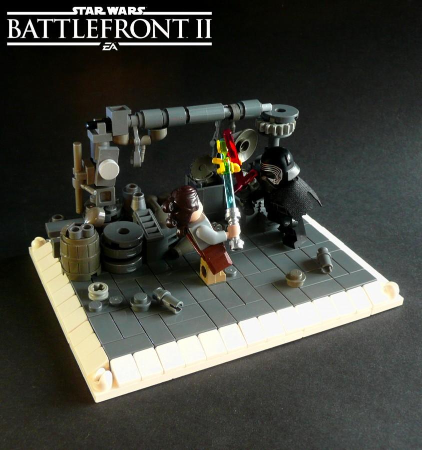 Star Wars Battlefront - Showdown in Maz Kanata's Castle