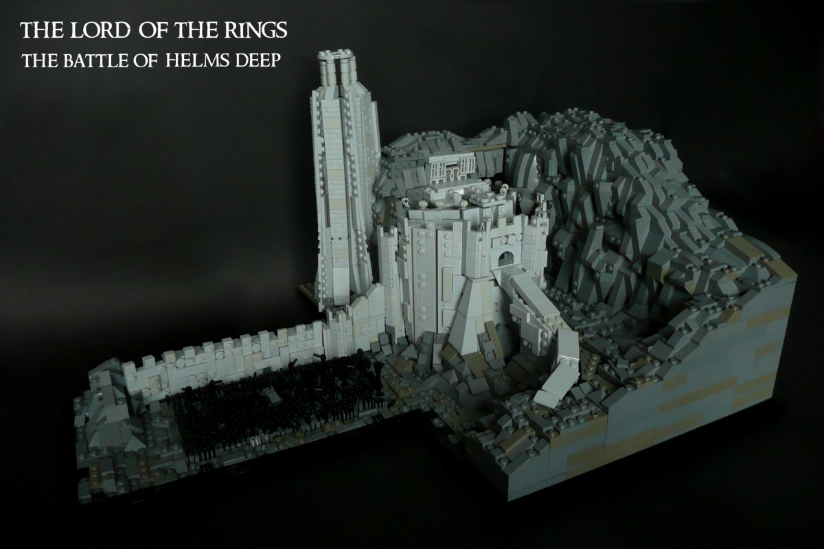 Lord of the Rings- The Battle of Helm's Deep