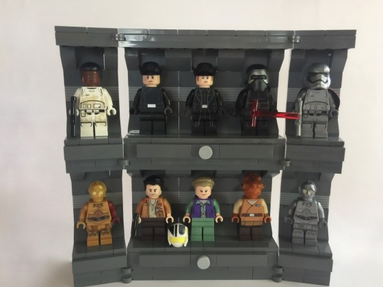 Minifig-Display