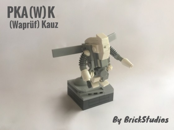 Ma.K PKA (W) Ausf. K - Kauz