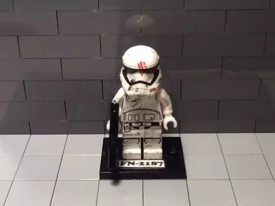 Costum First Order-Trooper FN-2187