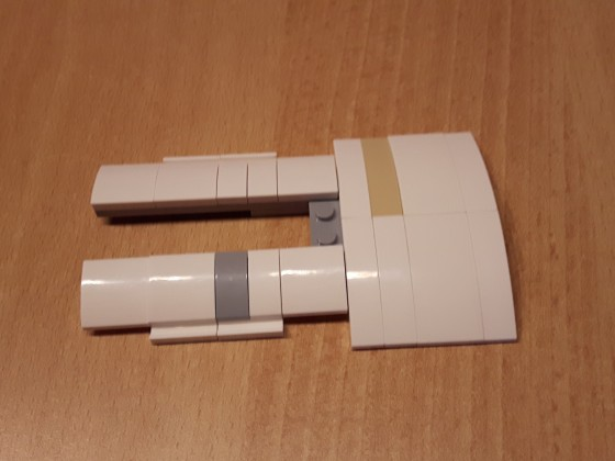 GR-75 Transporter Schritte 71-79