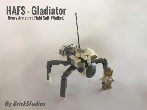 Ma.K HAFS - Gladiator