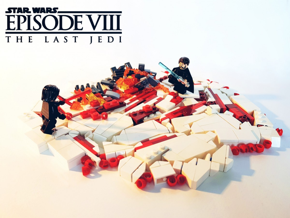 """Star Wars Episode VIII - The Last Jedi - """" Amazing. Every word of what you just said was wrong."""" (New Edit)"""