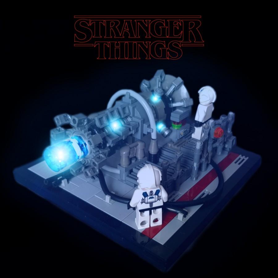 Stranger Things Season 3 Sovjet union test failure