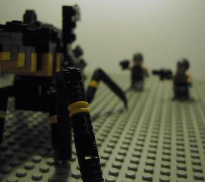 Starship Trooper Mocs