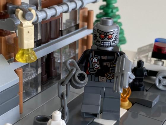 Angriff des Riesen-Robos