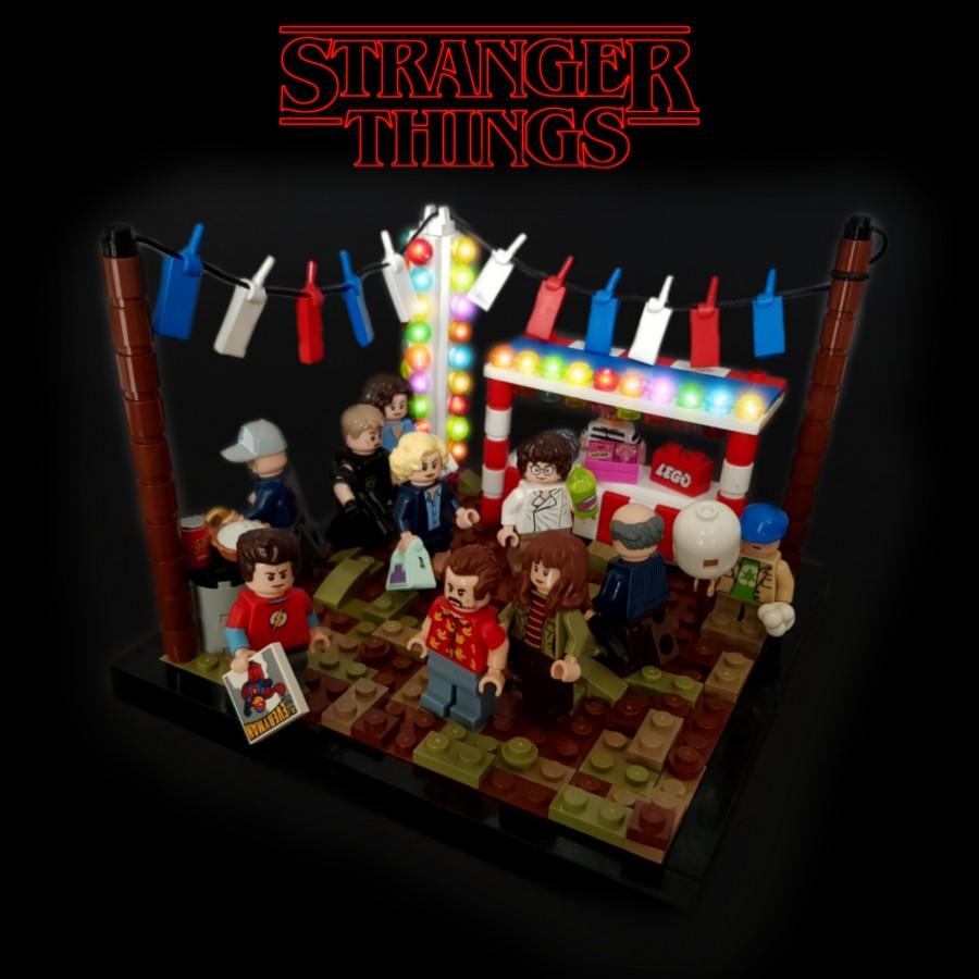 Stranger Things Season 3 Fun Fair