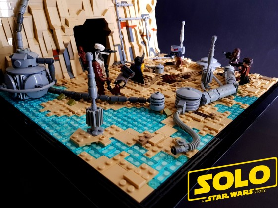 SOLO: A Star Wars Story - The Spice Mines of Kessel