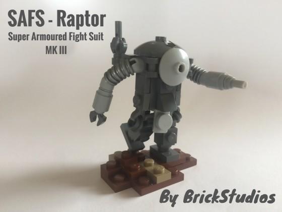 Ma.K SAFS - Raptor