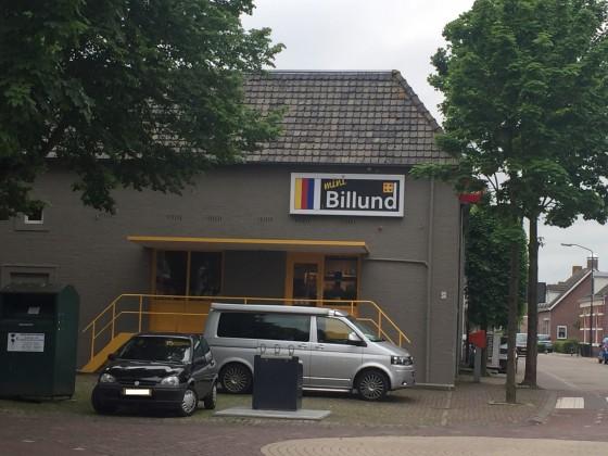 Gebäude miniBillund