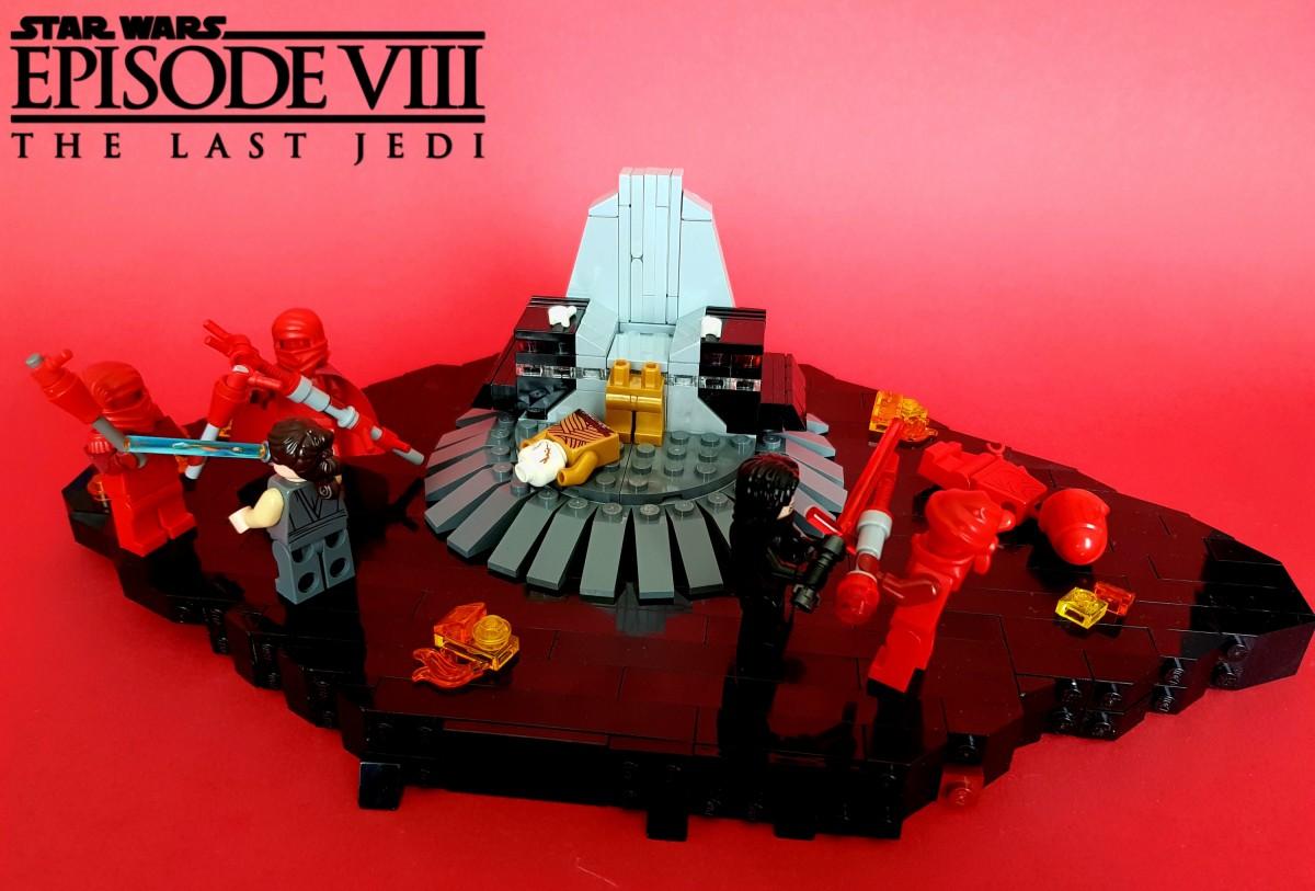 "Star Wars Episode VIII - The Last Jedi - ""Fulfill your destiny!"