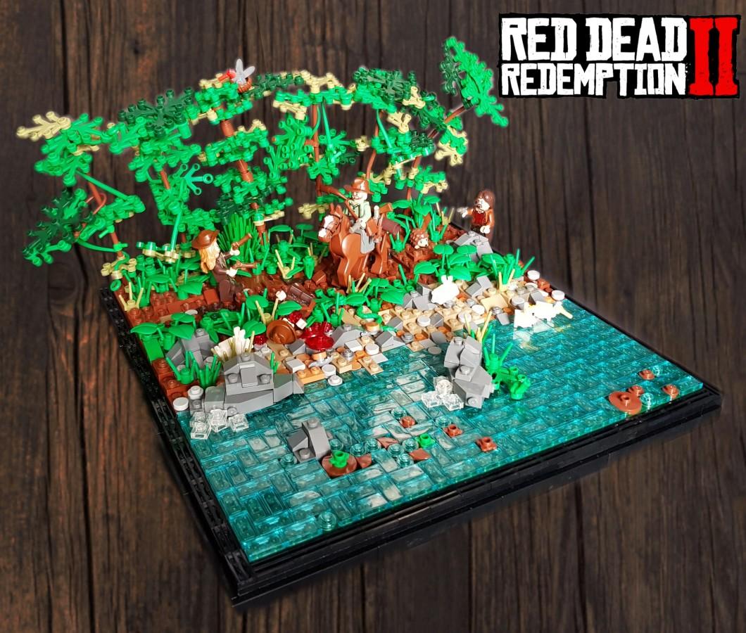 Red Dead Redemption II - Ambush