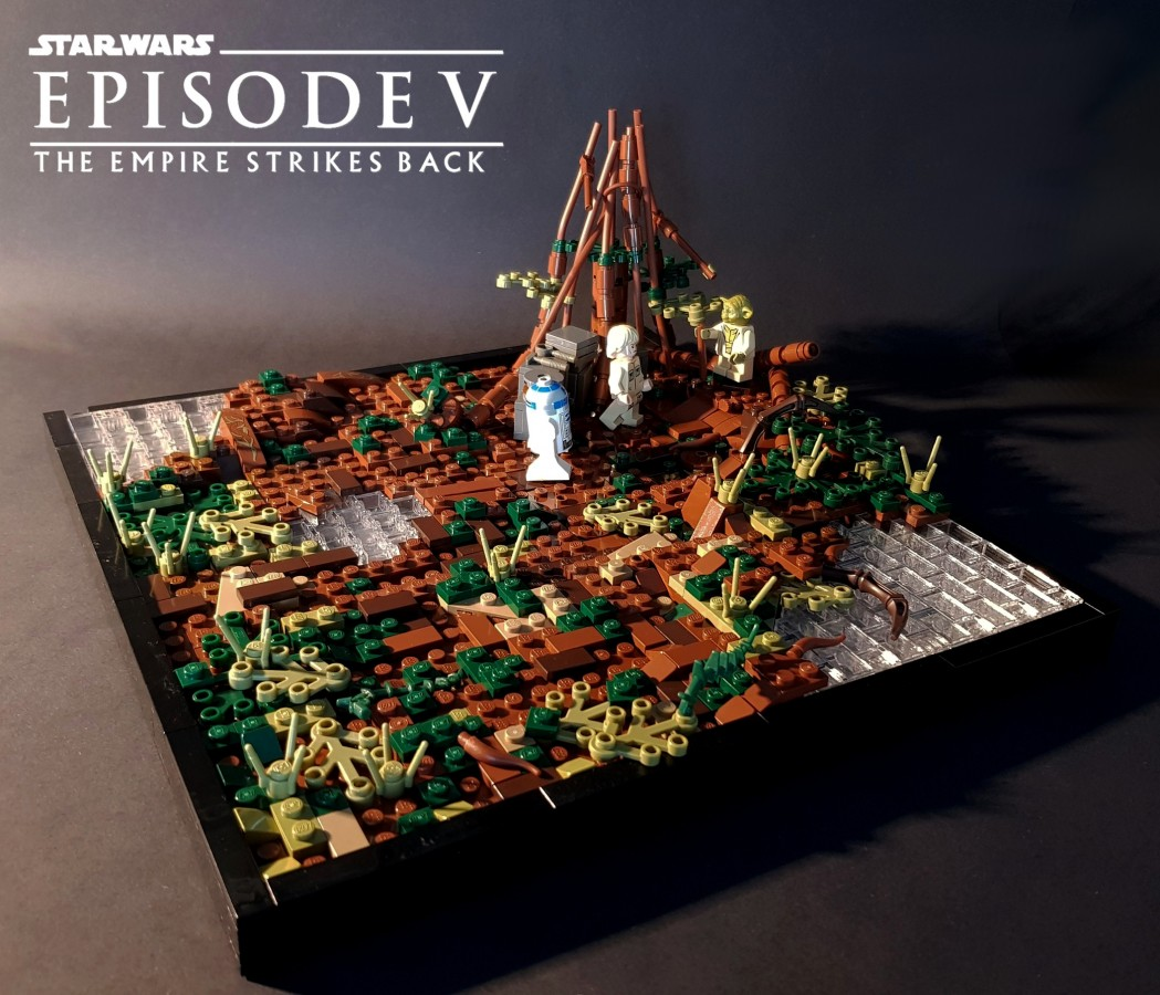 Star Wars Episode V - The Empire Strikes Back - Dagobah