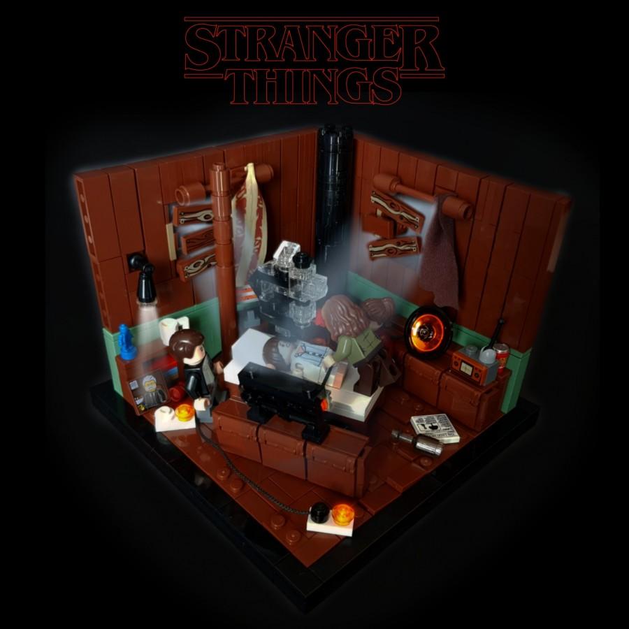 Stranger Things Season 2 - Will's exorcism