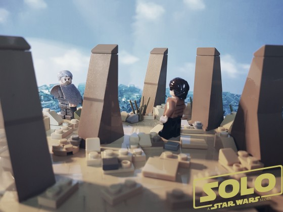 """Solo: A Star Wars Story - """"I heard about a job."""""""