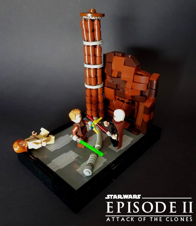 Star Wars Episode II - Attack of the Clones - Showdown on Geonosis