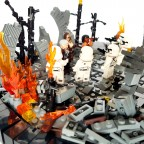 Star Wars Episode VII The Force Awakens - The Battle of Takodana