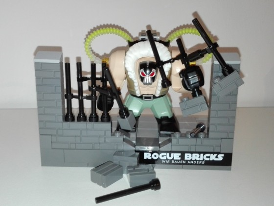 Knock, knock. Bane is in the House!