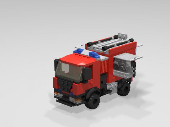 Feuerwehr Unimog
