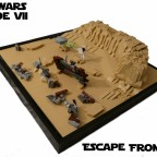 Star Wars Episode VII- The Force Awakens - Escape from Jakku