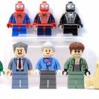 Spiderman 1-3