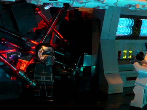 "Star Wars Episode VII- The Force Awakens- ""Anything Else?"""