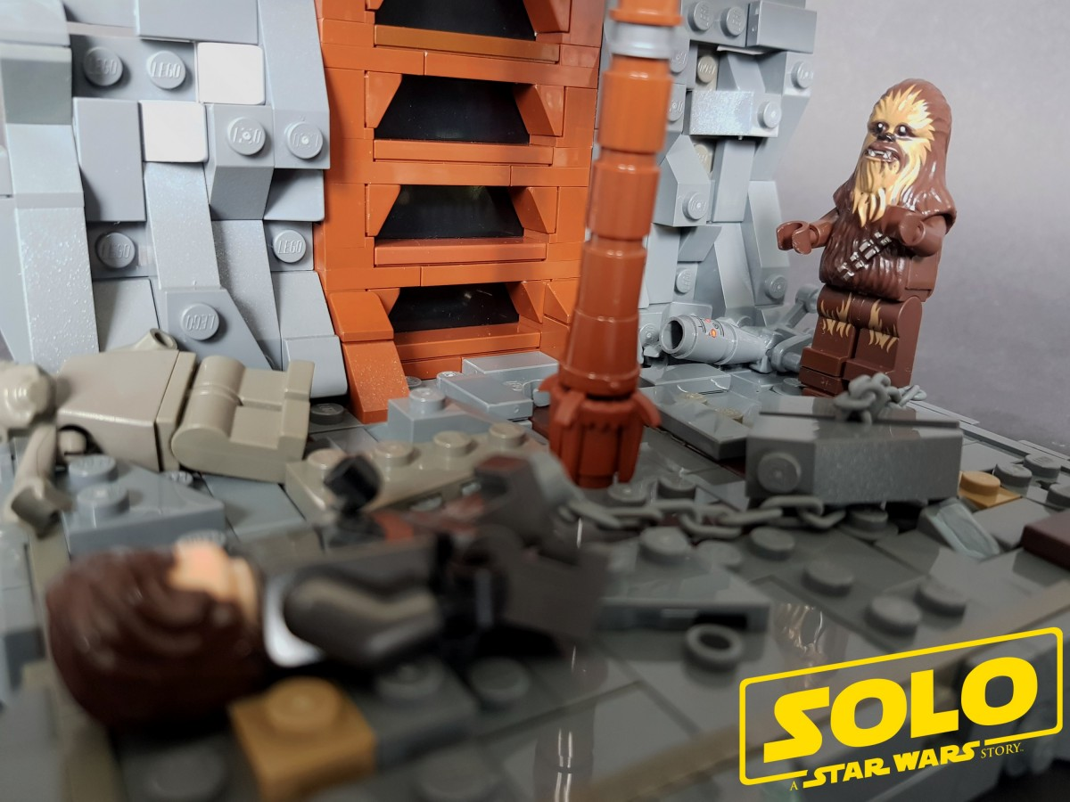 """SOLO : a Star Wars Story - """"Feed him to the Beast"""""""