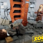"SOLO : a Star Wars Story - ""Feed him to the Beast"""
