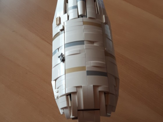 GR75-Transporter (Draufsicht)