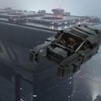 Blade Runner 2049 - Police Spinner