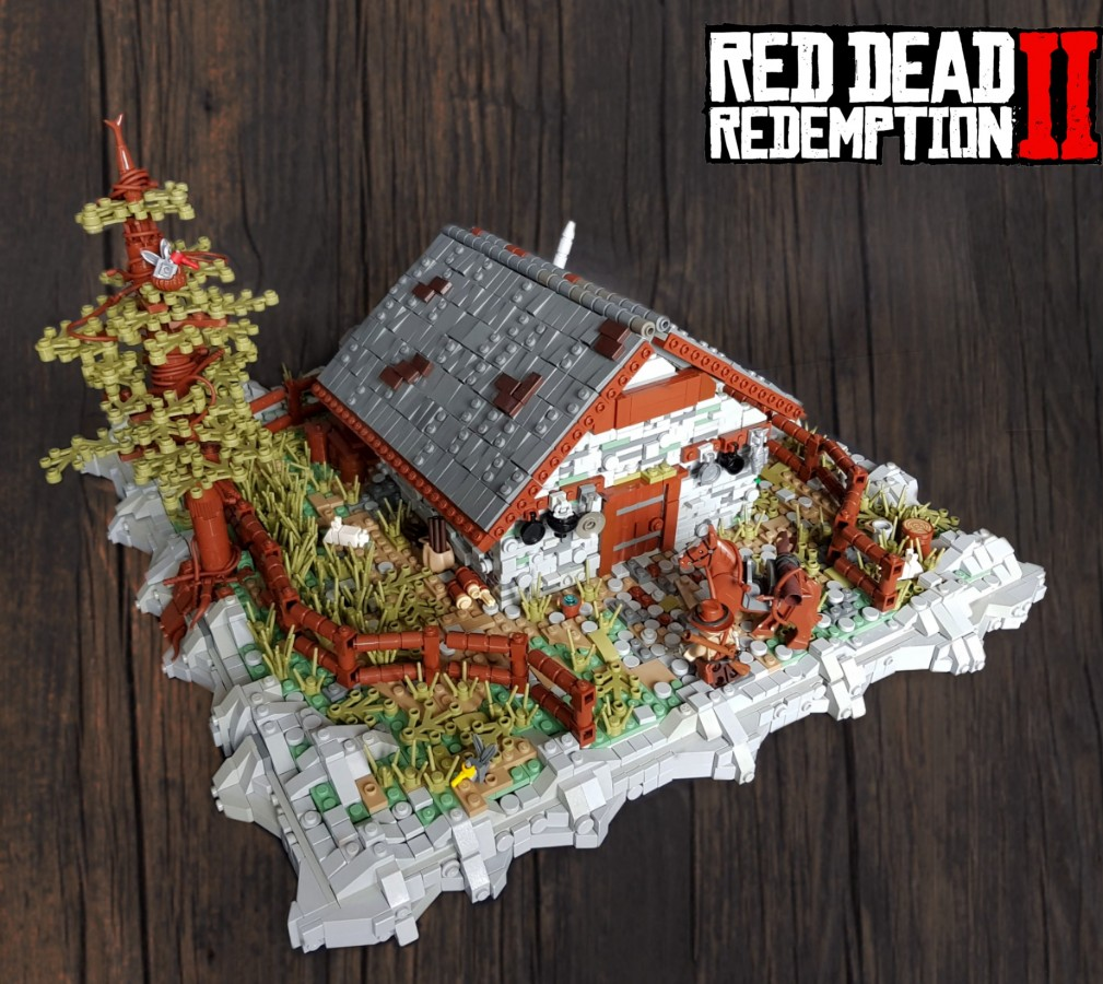 Red Dead Redemption II - The meteor house