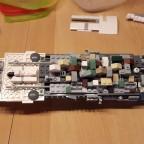 GR-75 Transporter Schritte 296-316