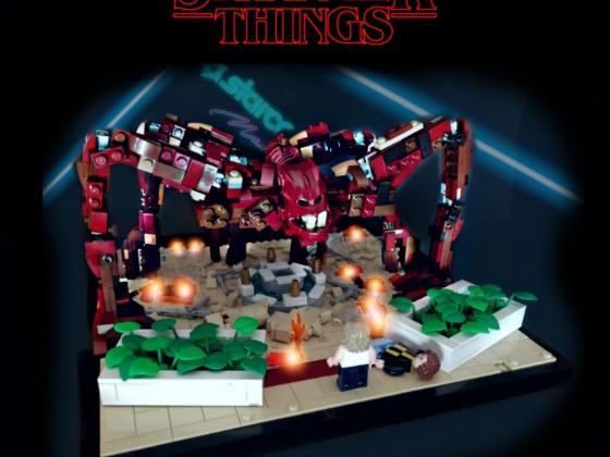 Stranger Things Season 3 - The Battle of Starcourt