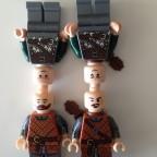 Koruit vs. Lego Figuren