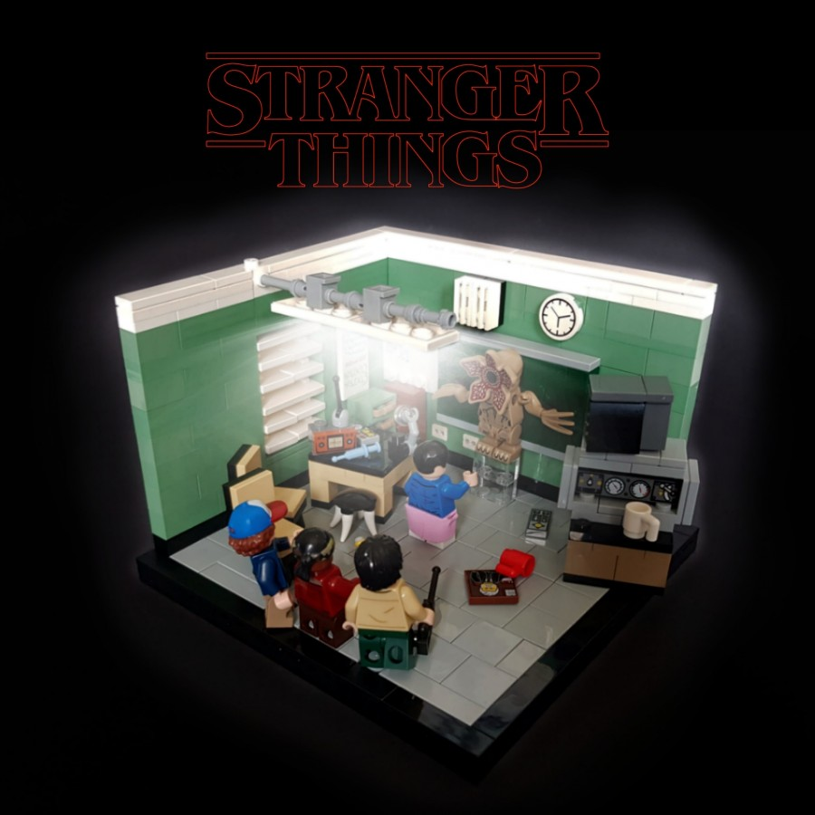 Stranger Things - Goodbye, Mike!