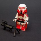 """Shock Trooper"" Sniper"
