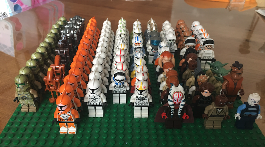 lego star wars figuren clone wars kleinanzeigen archiv